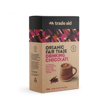 Organic drinking chocolate – 300g | Gallery 1 | TradeAid