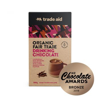 Organic drinking chocolate – 300g | Gallery 2 | TradeAid