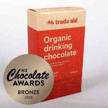 Organic drinking chocolate 300g | TradeAid