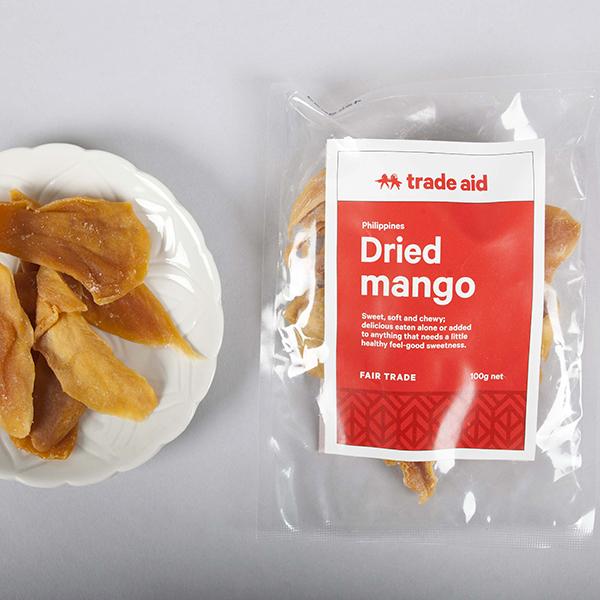 Dried mango   Gallery 1   TradeAid