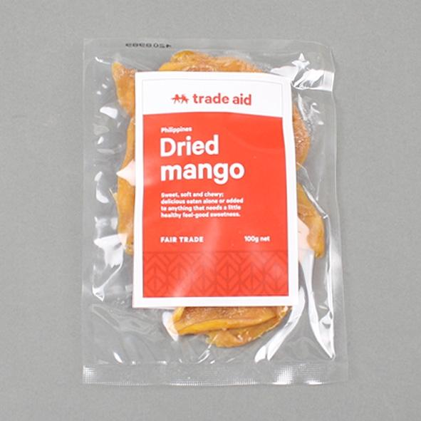 Dried mango   TradeAid