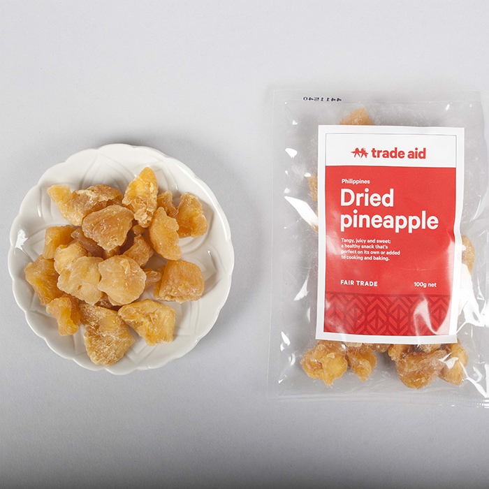 Dried pineapple | Gallery 1 | TradeAid