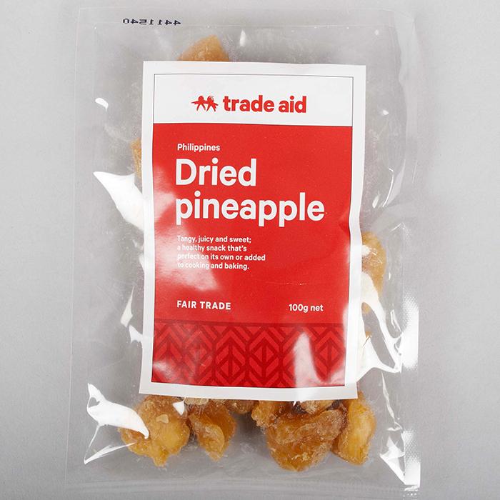 Dried pineapple | TradeAid
