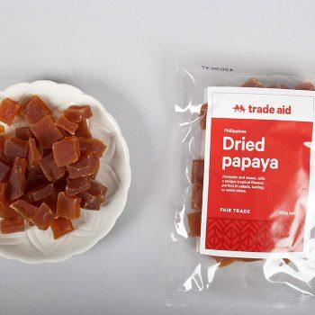 Dried papaya | Gallery 1 | TradeAid