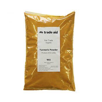 Turmeric powder – 1kg | TradeAid