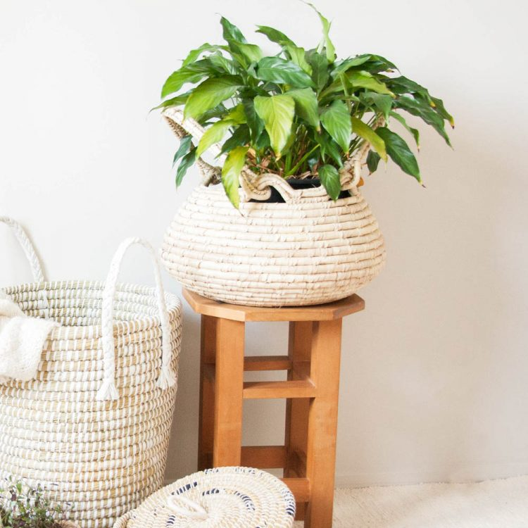 Large summer basket | TradeAid