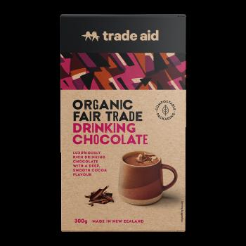 Organic drinking chocolate – 300g   TradeAid