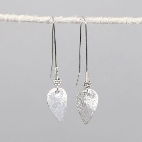 Leaf earrings | TradeAid