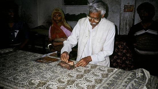 Screen printing fabric in Jaipur