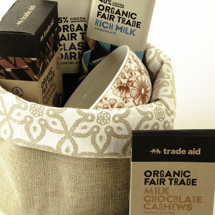 Chocolate lovers gift hamper | Gallery 2 | TradeAid