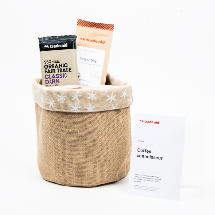 Coffee connoisseur gift hamper | Gallery 1 | TradeAid
