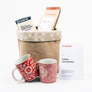 Coffee connoisseur gift hamper | TradeAid
