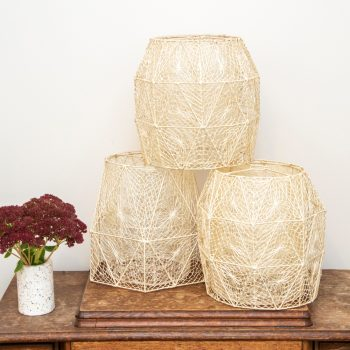 Lampshades trade aid lampshades greentooth Image collections