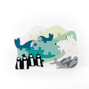 Polar scene puzzle | TradeAid