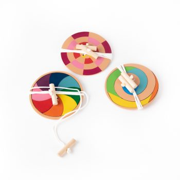 Coloured spinner | TradeAid