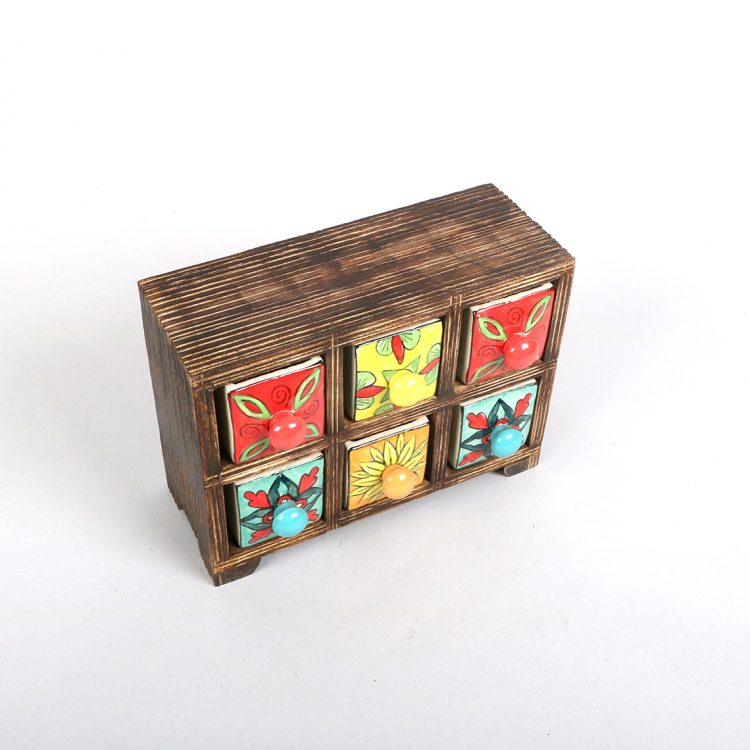 Mango wood almirah   Gallery 1   TradeAid
