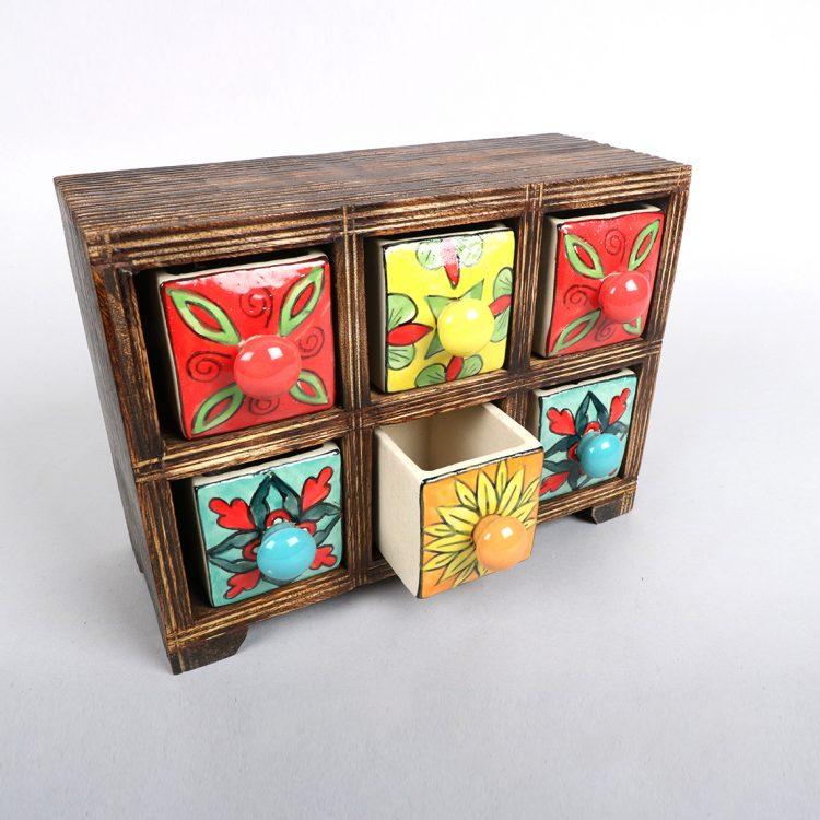Mango wood almirah   Gallery 2   TradeAid