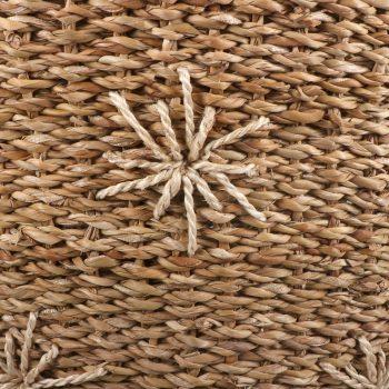 Hogla star basket with handles | Gallery 2 | TradeAid