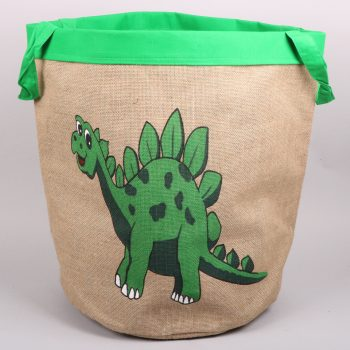Dinosaur toy basket | TradeAid
