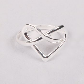 Heart knot ring | TradeAid