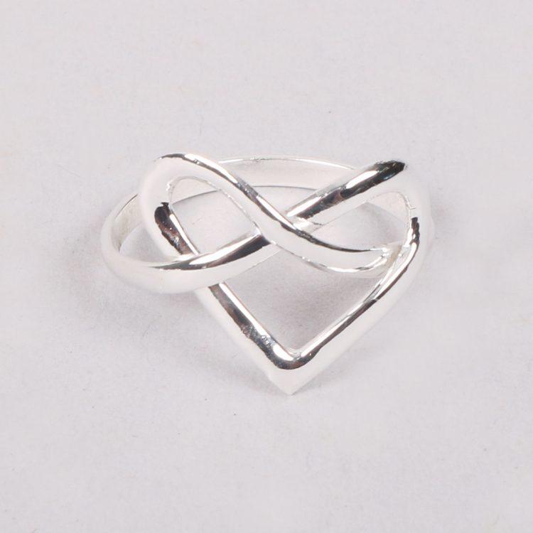 Heart knot ring   TradeAid