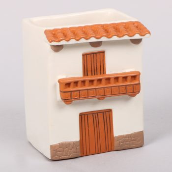 Andino village house ceramic planter | TradeAid