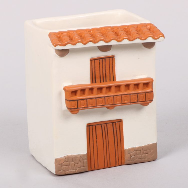 Andino village house ceramic planter | TradeAid