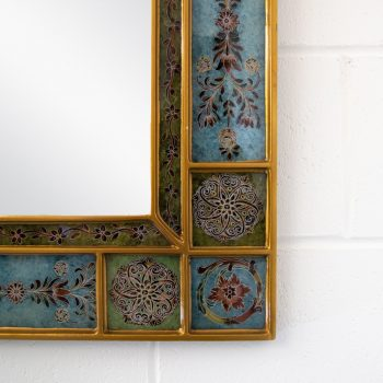 Reverse painted mirror | Gallery 2 | TradeAid