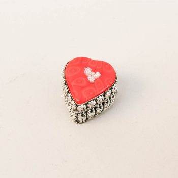 Heart pillbox | TradeAid