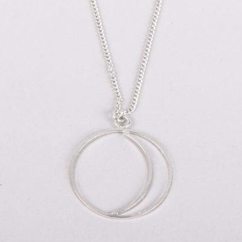 Moon pendant necklace | Gallery 1 | TradeAid