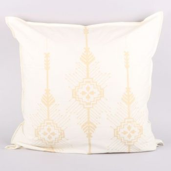 European arrow print pillowcase | TradeAid