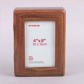 Photo frame secret lock box box | Gallery 2 | TradeAid