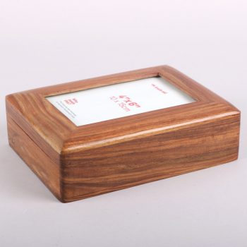 Photo frame secret lock box box | TradeAid