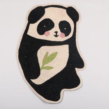 Panda numdha rug | TradeAid