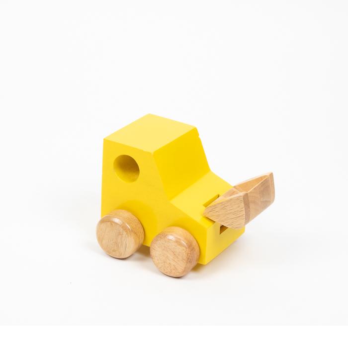 Yellow digger | Gallery 1 | TradeAid