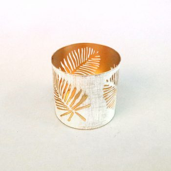 Fern candle holder | TradeAid