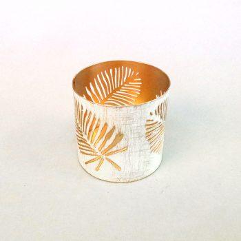 Fern candle holder | TradeAid