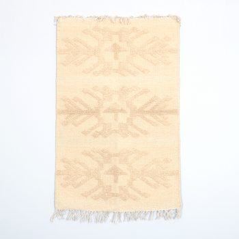 Small arrow design rug | TradeAid