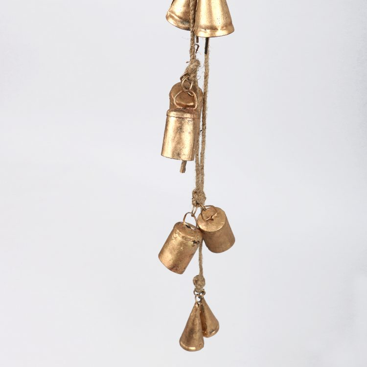 Antiqued iron bell hanging | Gallery 1 | TradeAid