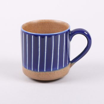 Blue stripe cup | TradeAid