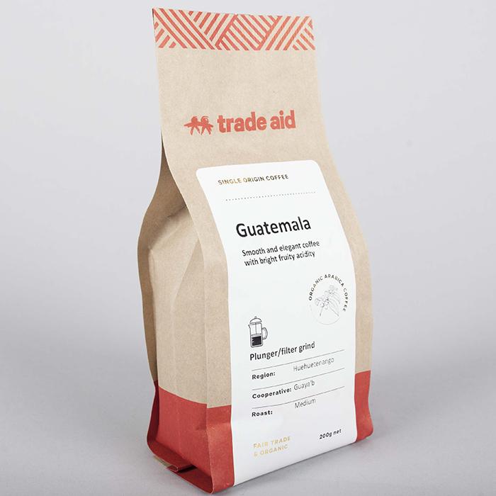 Guatemalan single origin – medium grind   Gallery 2   TradeAid