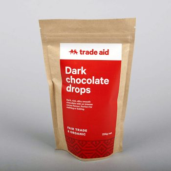 Dark chocolate drops | TradeAid