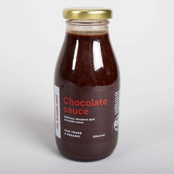 Chocolate sauce | TradeAid