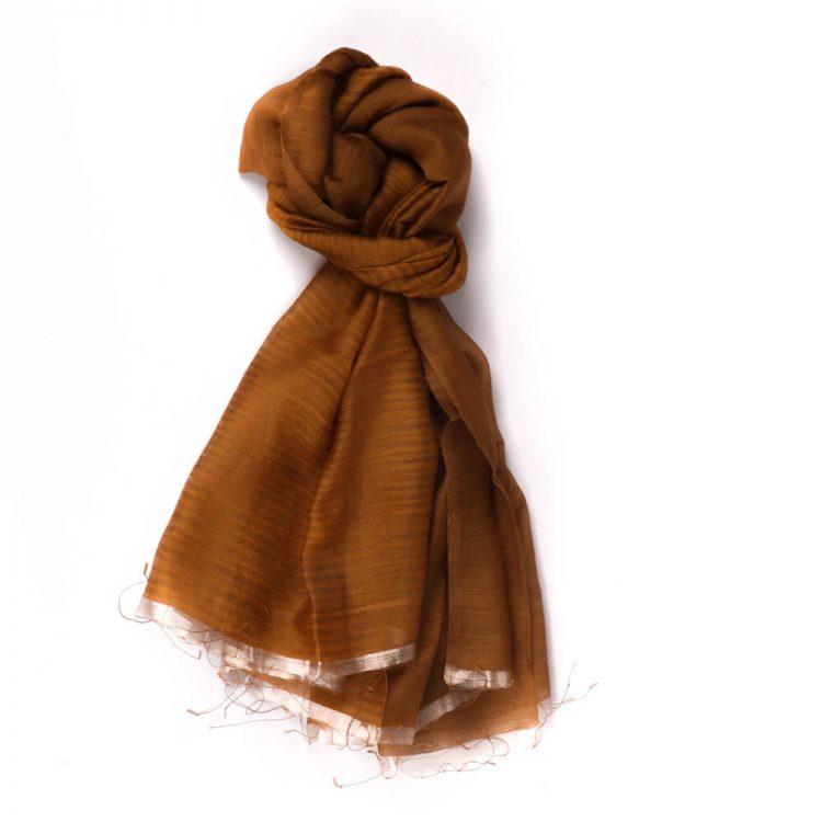 Autumn tone scarf | TradeAid