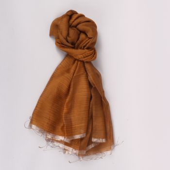Autumn tone scarf | TradeAid