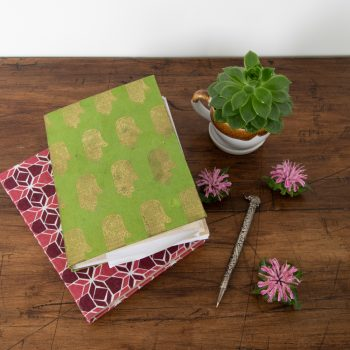Hamsa notebook | TradeAid