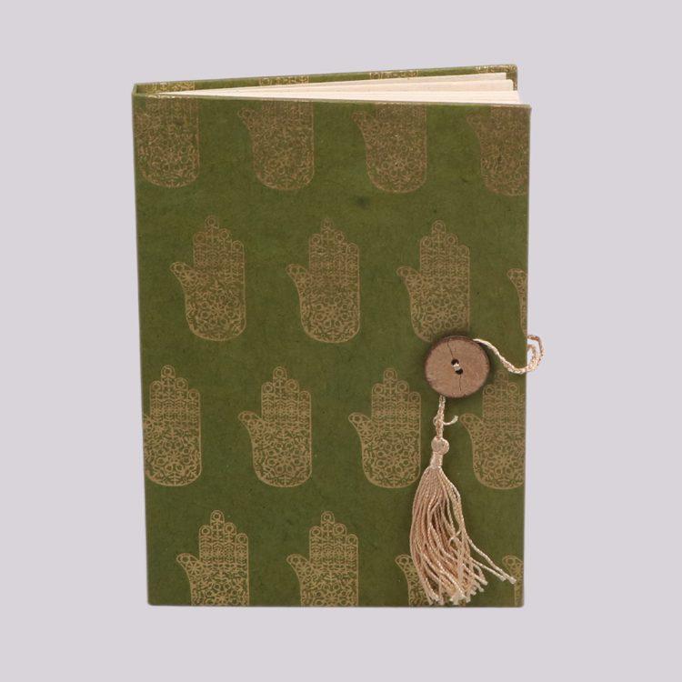 Hamsa notebook | Gallery 1 | TradeAid