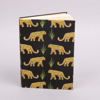 Large leopard notebook | TradeAid