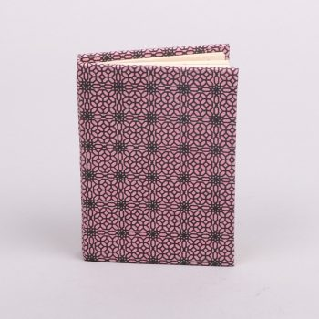 Pink shashiko notebook | TradeAid