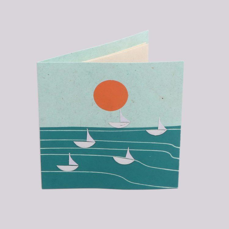 Fisherman card | TradeAid